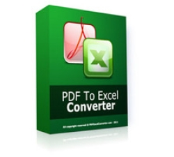 PDF To Excel Converter Coupons