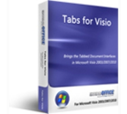 Tabs for Visio Coupons