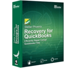 Stellar Phoenix Recovery for QuickBooks Coupons