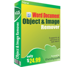 Word Document Object & Image Remover Coupons