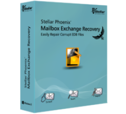 Stellar Phoenix Mailbox Exchange Recovery (Includes Shipping) Coupons