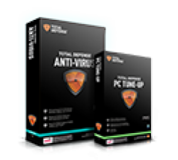 Total Defense Anti-Virus/PC Tune-Up - Annual Coupons