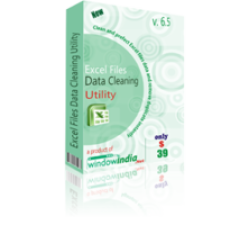 Excel Files Data Cleaning Utility Coupons