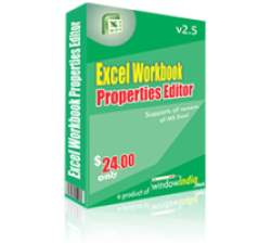Excel Workbook Properties Editor Coupons