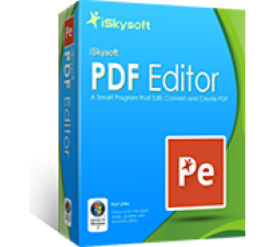 iSkysoft PDF Editor for Windows Coupons