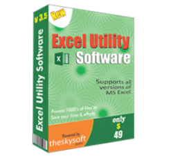 Excel Utility Software Coupons