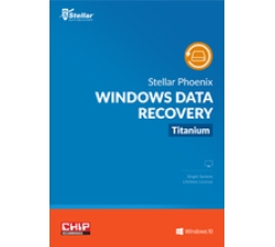 Stellar Phoenix Windows Data Recovery Pro Titanium Coupons