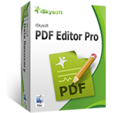 iSkysoft PDF Editor Pro for Mac Coupons