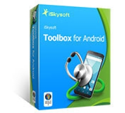 iSkysoft Toolbox - Android Data Eraser Coupons
