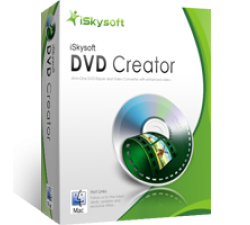 iSkysoft DVD Creator for Mac Coupons