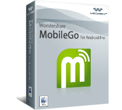 Wondershare MobileGo for Android Pro (Mac) Coupons
