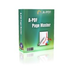 A-PDF Page Master Coupons