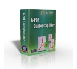 A-PDF Content Splitter Coupons