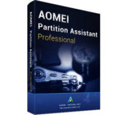 AOMEI Partition Assistant Professional Coupons