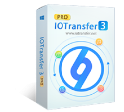 IOTransfer 3 PRO (1 Year, 3 PCs)- Exclusive* Coupons