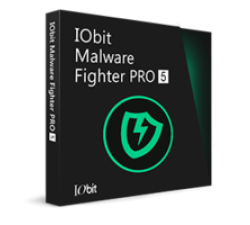 IObit Malware Fighter 5 PRO (1 Ano/1 PC) - Portuguese Coupons