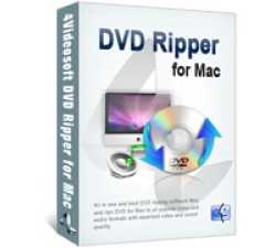 4Videosoft DVD Ripper for Mac Coupons
