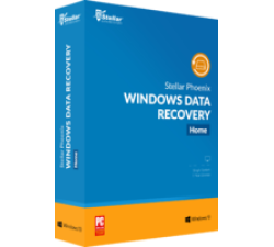 Stellar Phoenix Windows Data Recovery Home (1 Year License) Coupons