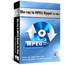 4Videosoft Blu-ray to MPEG Ripper for Mac Coupons