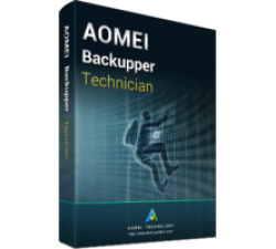 AOMEI Backupper Technician + Lifetime Free Upgrades Coupons