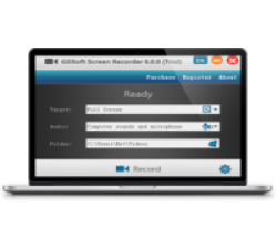 Gilisoft Screen Recorder Pro  - 1 PC / 1 Year free update Coupons