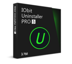 IObit Uninstaller PRO 5 (1 year subscription / 1 PC) Coupons