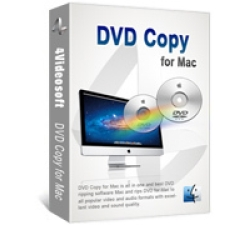 4Videosoft DVD Copy for Mac Coupons