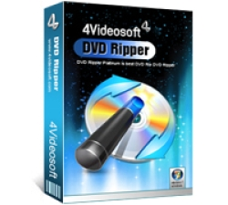 4Videosoft DVD Ripper Coupons