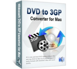 4Videosoft DVD to 3GP Converter for Mac Coupons