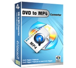 4Videosoft DVD to MP4 Converter Coupons