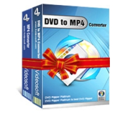 4Videosoft DVD to MP4 Suite Coupons