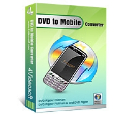 4Videosoft DVD to Mobile Converter Coupons