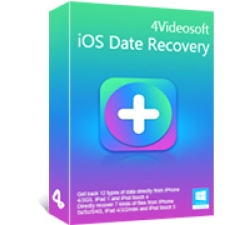4Videosoft iOS Data Recovery Coupons