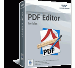 Wondershare PDF Editor for Mac Coupons