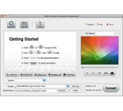 DVD to Audio Converter for Mac Coupons