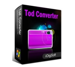 iOrgSoft Tod Converter Coupons