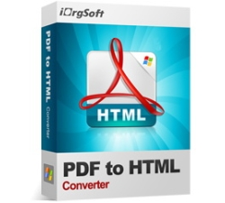 iOrgsoft PDF to Html Converter Coupons