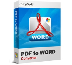 iOrgsoft PDF to Word Converter Coupons