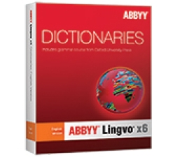 ABBYY Lingvo X6 English Professional Upgrade Coupons