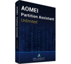 AOMEI Partition Assistant Unlimited Coupons