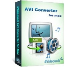 4Videosoft AVI Converter for Mac Coupons