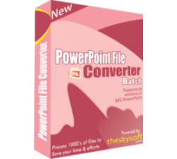 PowerPoint File Converter Batch Coupons