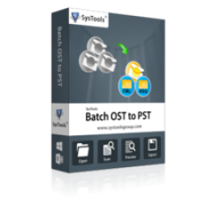 SysTools Batch OST Converter Coupons