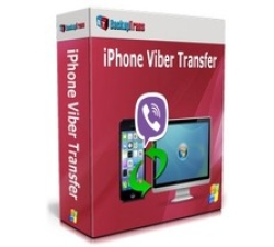 Backuptrans iPhone Viber Transfer (Family Edition) Coupons