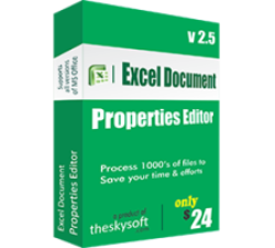 Excel Document Properties Editor Coupons