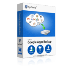 SysTools Google Apps Backup Coupons