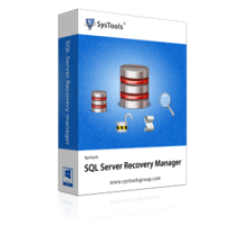 SysTools SQL Server Recovery Manager - Site License Coupons