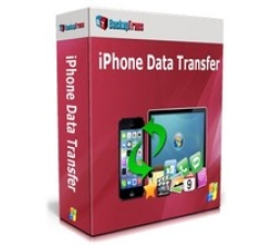Backuptrans iPhone Data Transfer (Family Edition) Coupons