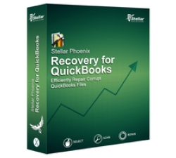 Stellar Phoenix Recovery for QuickBooks (Mac) Coupons
