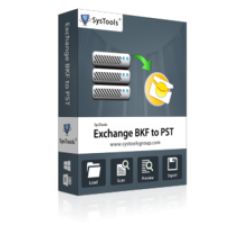 SysTools Exchange BKF to PST Coupons